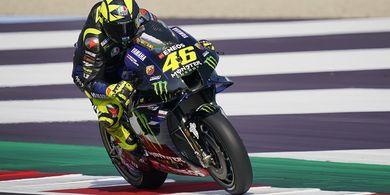 Valentino Rossi Diyakini Finis 5 Besar pada MotoGP Emilia Romagna 2020