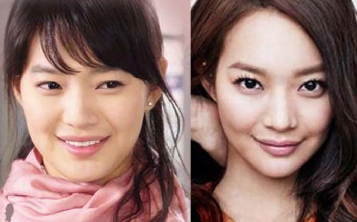 Shin Min-ah telah menginjak kepala tiga namun wajahnya tak berubah
