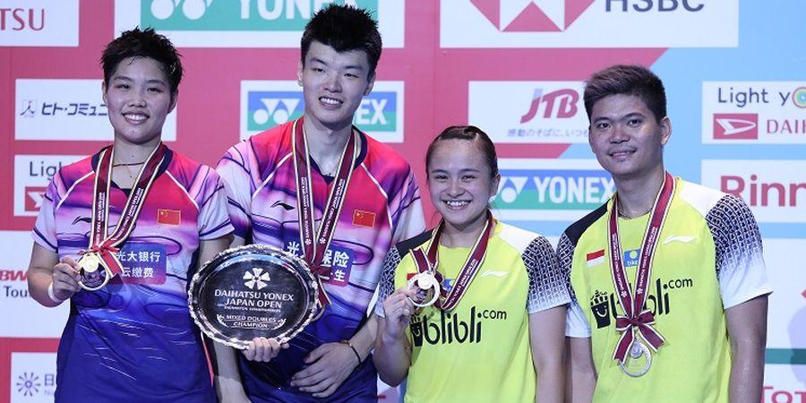 Usai Juara Japan Open 2019, Wang/Huang Kembali Incar Nomor 1 Dunia
