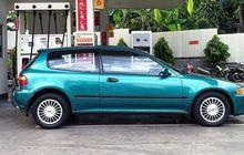 Bau Mobil Anyar Belum Hilang, Banderol Honda Estilo 1995 Bikin Melotot
