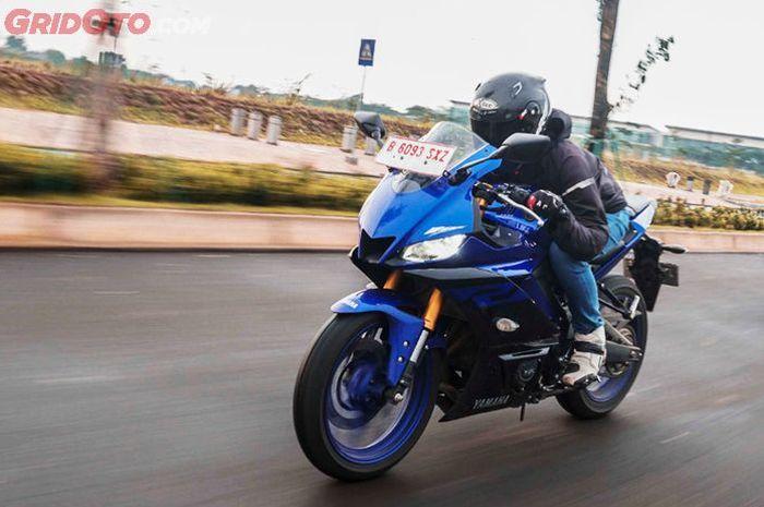 Yamaha New R25 2019