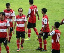 Sempat Bubar, Madura United Beri Kontrak Penuh Pemain Jelang Piala Menpora 2021