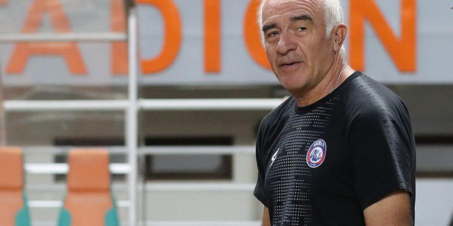 Waktu Libur Pemain Arema FC Kemungkinan Akan Ditambah Lagi
