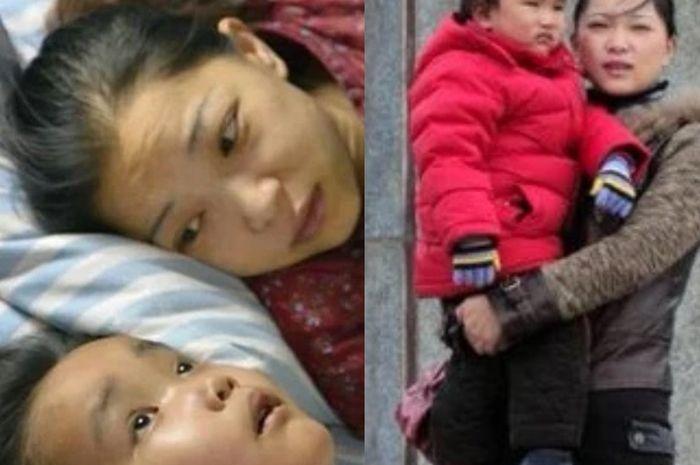 Chen dan ibunya sama-sama menderita penyakit berat