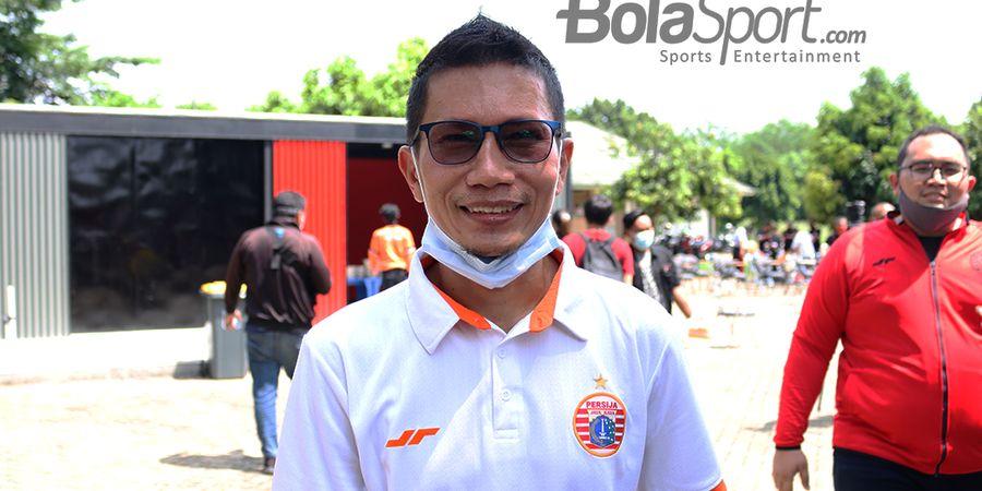 Alasan Bek Persija Ismed Sofyan Heran Liga Indonesia belum Dimulai