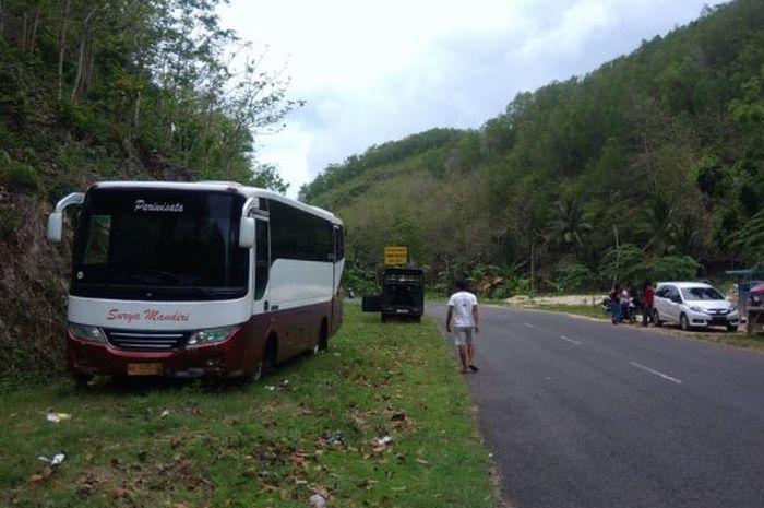 Bus rem blong