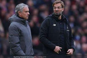 Seperti Curhat, Pujian Setinggi Langit Jose Mourinho untuk Liverpool dan Juergen Klopp