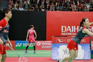 Hasil Hong Kong Open 2019 - Ganda Campuran Jepang Pertahankan Gelar