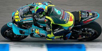 Situasi Tim Dituding Jadi Biang Kerok Valentino Rossi Ambyar di MotoGP 2021