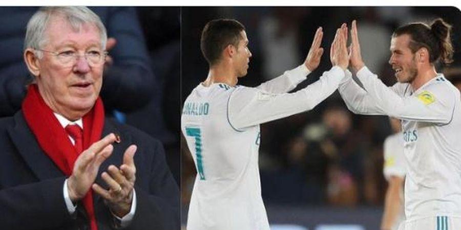 Sudah 99 Persen, Man United Akan Diperkuat Cristiano Ronaldo dan Gareth Bale