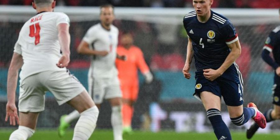 Hasil EURO 2020 - Cuma Imbang Lawan Tetangga, Inggris Harus Berjuang hingga Laga Terakhir