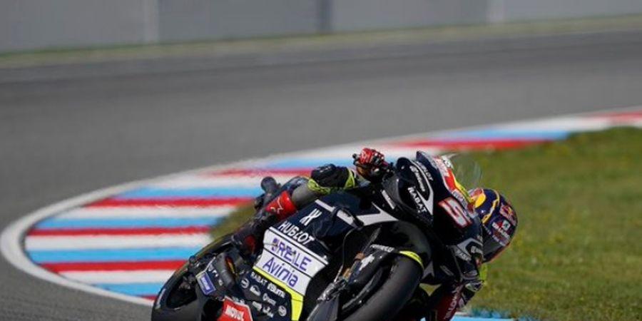 Dukungan Ducati Membuat Johann Zarco Harus Melakukan Pekerjaan Besar
