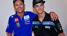 Luca Marini Beberkan Keuntungan Punya Kakak Seperti Valentino Rossi