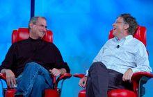 Bill Gates Puji Steve Jobs, Sebut Ia Gunakan Sihir untuk Bangkitkan Apple