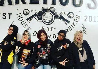 Keren, 3 Komunitas Ladies Bikers Paling Eksis di Bandung, Begini Syaratnya Gabung