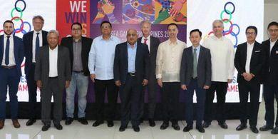 Sempat Ada Masalah, Kini Panitia SEA Games 2019 Dapat 'Angin Segar'