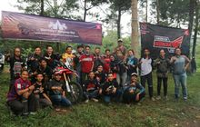 Wahana Ajak Turing Bikers Asosiasi Honda Jakarta, Bangun Keakraban