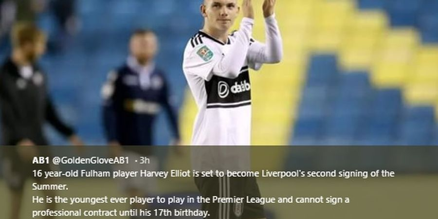 Remaja 16 Tahun Pemegang Rekor Premier League Segera Jadi Rekrutan Kedua Liverpool