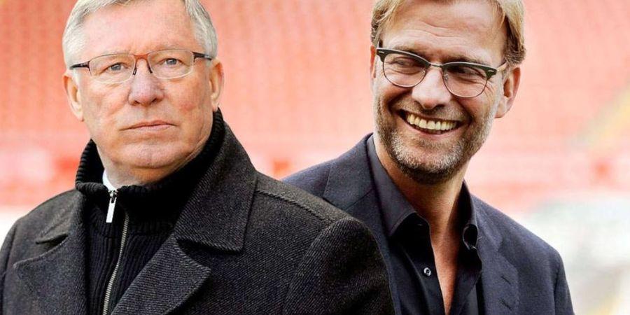 Sir Alex Ferguson Sudah Tahu Liverpool Akan Berjaya di Tangan Juergen Klopp