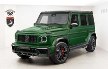 Mercy G-Class Tambah Gagah Pakai Body Kit Inferno Buatan TopCar