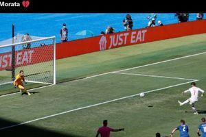 Hasil Babak I EURO 2020 - Diwarnai Morata Gagal Penalti dan Gol Bunuh Diri, Spanyol Ungguli Slovakia 2-0
