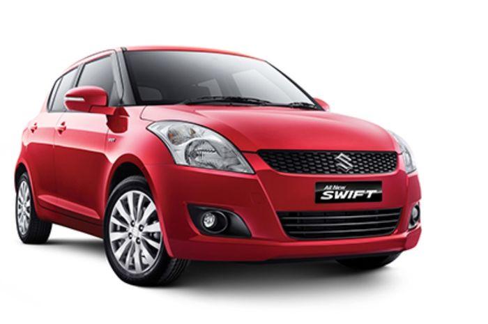 Suzuki Swift generasi terakhir