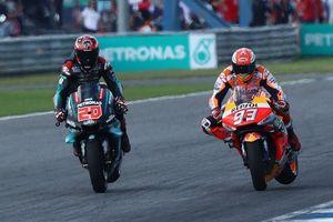 Hasil Kualifikasi MotoGP Valencia 2019 - Fabio Quartararo Tercepat, Jorge Lorenzo ke-16 pada Balapan Terakhirnya