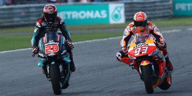 Fabio Quartararo Dinilai Mampu Panaskan Persaingan Gelar Juara MotoGP 2020