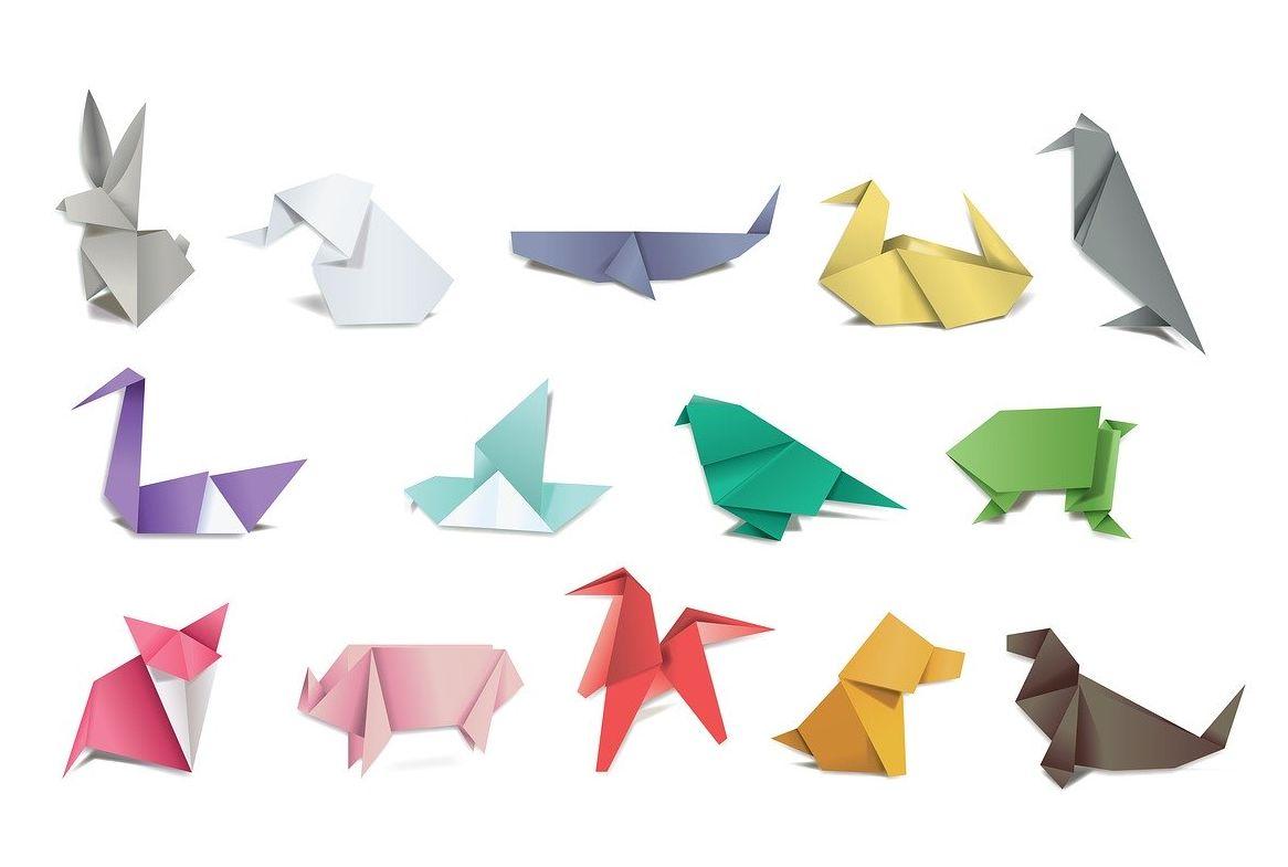 Cara Membuat Origami Belajar Dari Rumah Tvri Episode Mengenal Kerajinan Origami Semua Halaman Kids