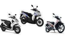 Deretan Motor 125 cc Dari Matik Hingga Sport, Harga Mulai 13 Jutaan