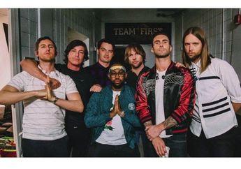 Apple Gandeng Maroon 5 untuk Promosikan Fitur di  Photos App