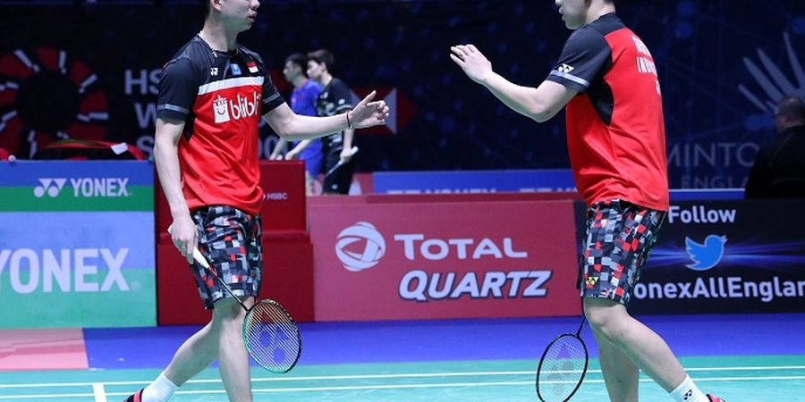 Link Live Streaming Semifinal Singapore Open 2019 - Wakil Indonesia Mulai Berburu Tiket Final