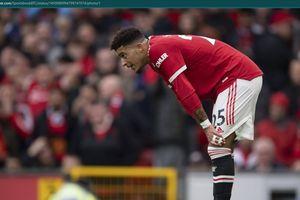 Belum Mampu Cetak Gol untuk Manchester United, Jadon Sancho Diolok-olok Media