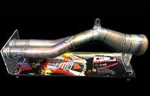Harga Enggak Sampai Rp 80 Juta, Knalpot Ducati GP11 Bekas Rossi Dijual