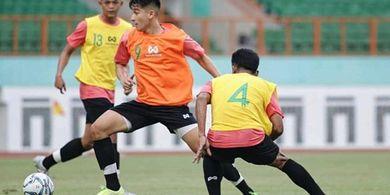 Jack Brown Tampil Perdana di Timnas U-19 Indonesia, Ini Reaksi Ibunya