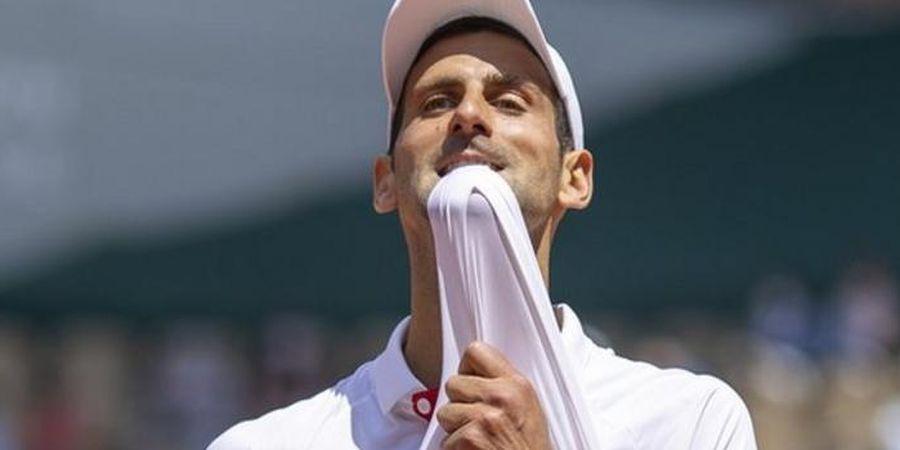 Hasil French Open 2021 - Novak Djokovic Kembali Buktikan Ketangguhan
