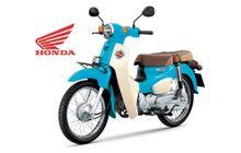 Honda Super Cub C125 Dapat Warna Baru di Thailand, Makin Jadul Aja Bro