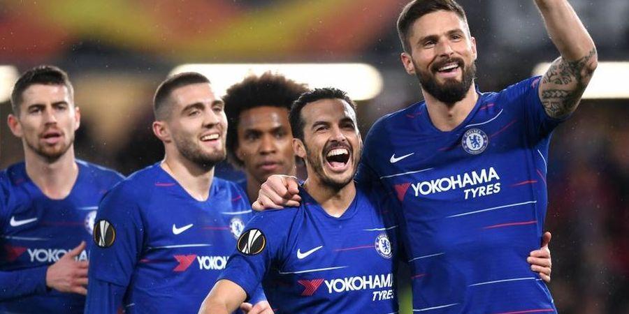 Olivier Giroud Ungkapkan soal Kelanjutan Masa Depannya bersama Chelsea
