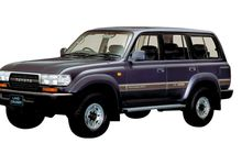 Beli Toyota Land Cruiser VX Bekas, Ini Tips Periksa Kondisi Bodinya