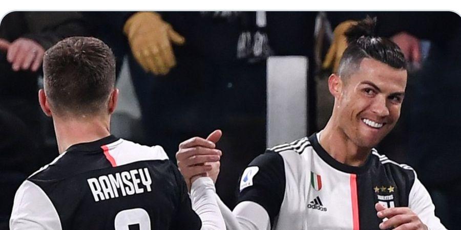 Sempat Putus Asa di Juventus, Eks Arsenal Bisa Merasa Nyaman Berkat Cristiano Ronaldo
