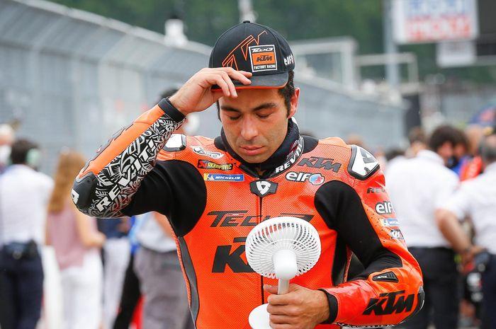 Tergusur dari MotoGP, Danilo Petrucci Kecewa Berat dengan Cara KTM yang Tak Sopan thumbnail