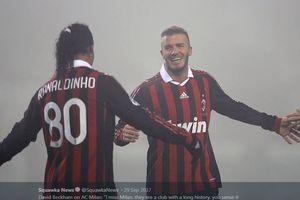 Robinho Kisahkan Ada Beberapa Pemain Real Madrid yang Kesal dengan David Beckham