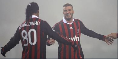 Robinho Ungkap Para Pemain Spanyol Real Madrid Kesal dengan Beckham