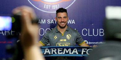 Eks Striker Persib Susul Pelatih Mario Gomez Tinggalkan Arema FC