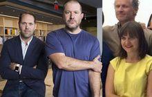 Mengenal Alan Dye dan Evans Hankey, Calon Suksesor Jony Ive di Apple