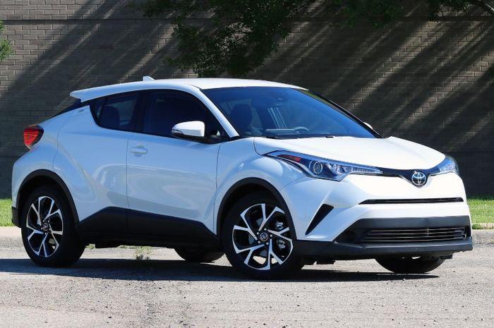 Toyota C-HR Hybrid segera hadir di Indonesia, setelah lebih dulu muncul di Thailand