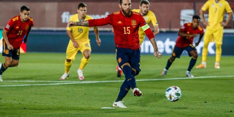 Sergio Ramos Bakal Samai Rekor Gianluigi Buffon Jika Main Melawan Timnas Belanda