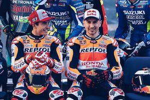Eks Rider MotoGP: Ada Saat di Mana Rivalitas Marquez dan Lorenzo Bisa Meledak