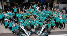 Hasil F1 Brasil, Lewis Hamilton Menang, Kawinkan Juara Dunia Musim Ini