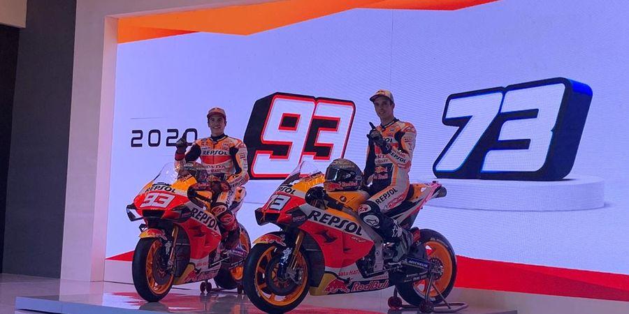 Marc Marquez: Kami Ingin Bertarung di Trek Usai Balapan MotoGP Virtual 2020